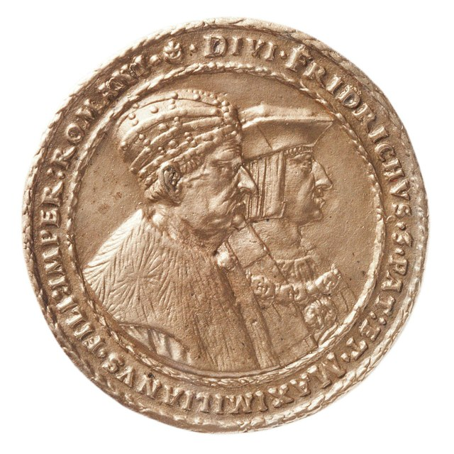 Kroning van Ferdinand van Oostenrijk tot Rooms koning.