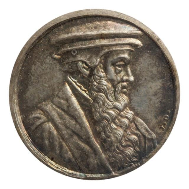 Johannes a Lasco, Pools theoloog (opgeleid door Zwingli) (1560).