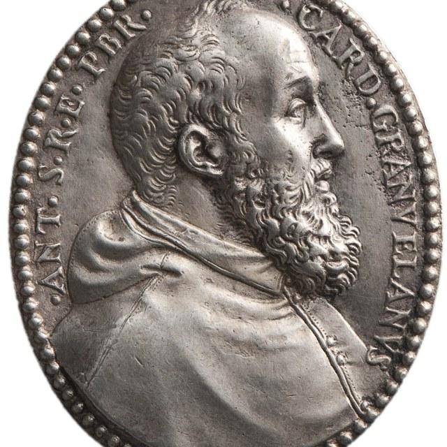 Antoine de Perrenot, kardinaal de Granvelle, bisschop van Atrecht (Arras).