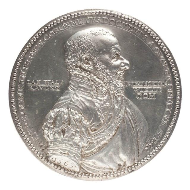 Jan Wielen Oomken [Jan Walravens], rederijker te Brussel. (later werk.).