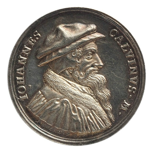 Overlijden van Johannes Calvijn, Frans theoloog en reformator.