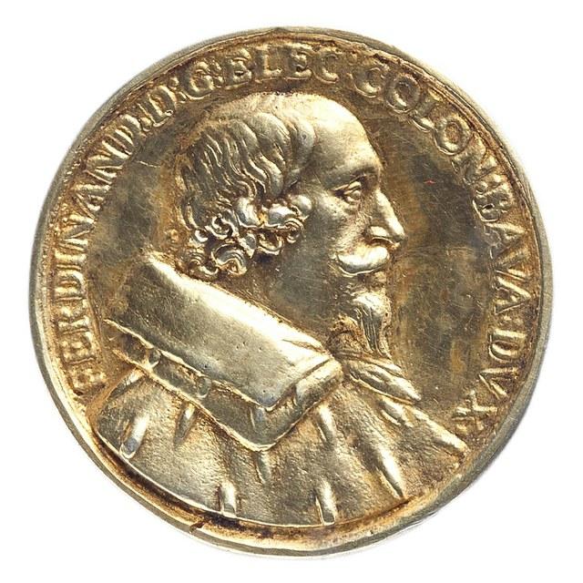 Intocht van Ferdinand van Beieren, Keurvorst van Keulen, te Luik.