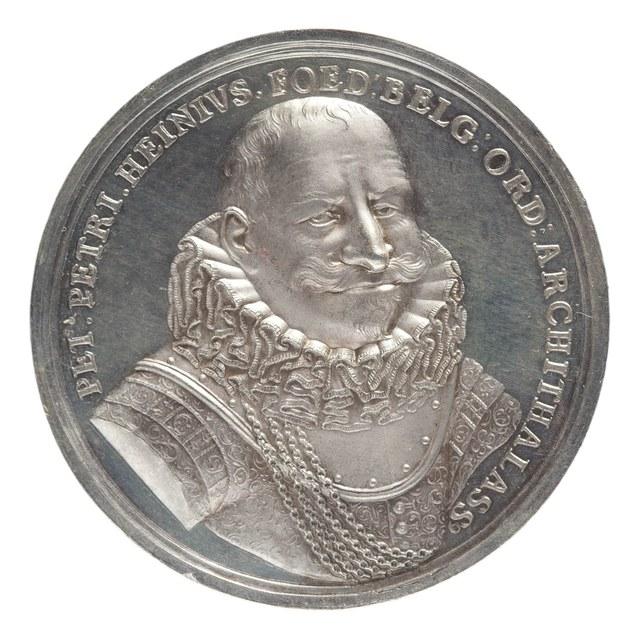 Piet Hein verovert de zilvervloot.