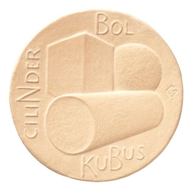 Cilinder - Bol - Kubus