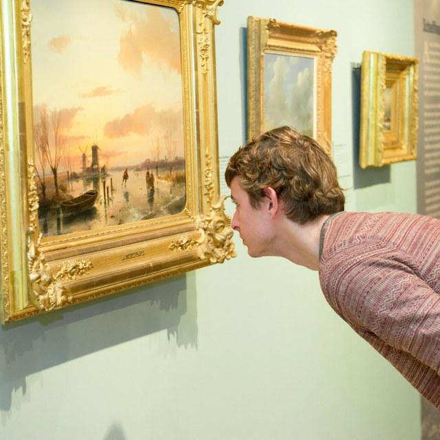 135.000 bezoekers in 2015 voor Teylers Museum