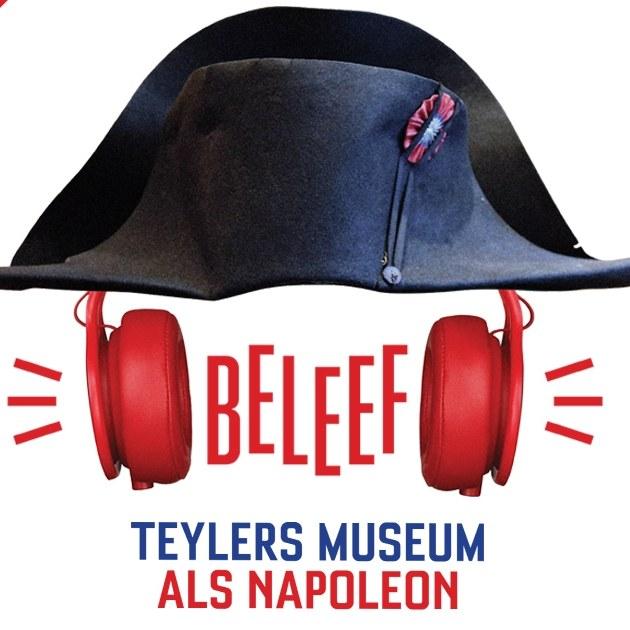 Beleef Teylers Museum als Napoleon met de nieuwe audiotour
