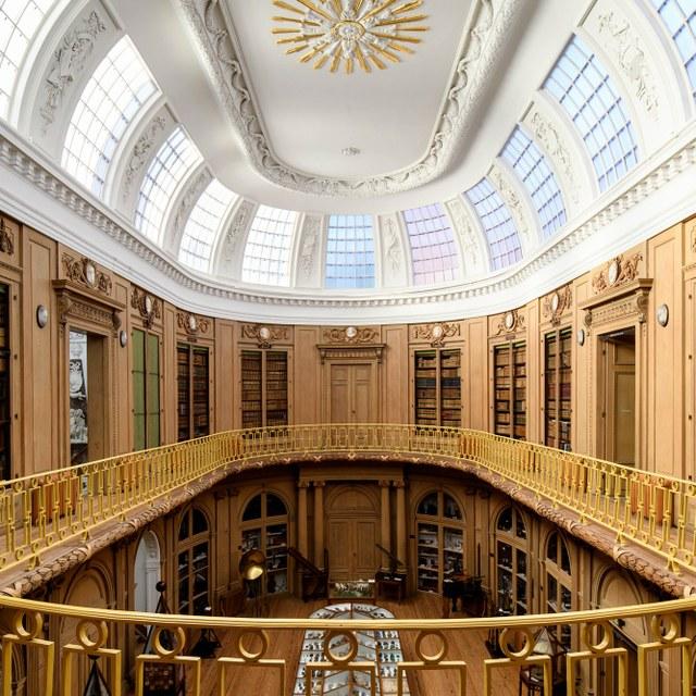 Boekpresentatie Teyler's Foundation in Haarlem and Its 'Book and Art Room' of 1779
