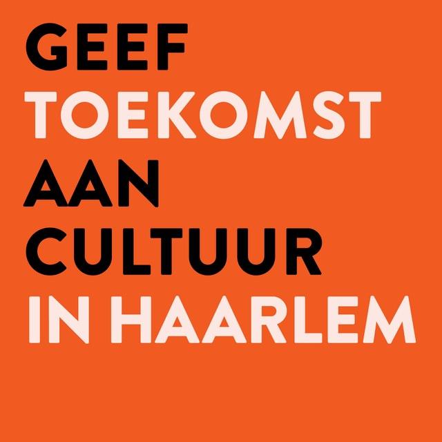 Geef toekomst aan cultuur in Haarlem
