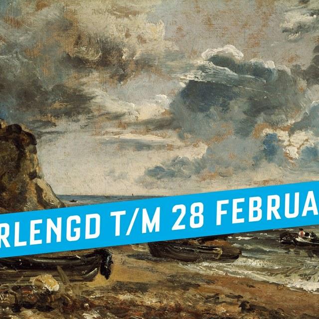 John Constable verlengd tot en met 28 februari