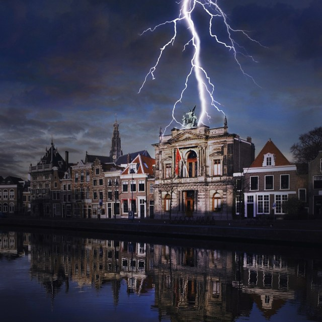 Koning Willem-Alexander opent het Lorentz Lab van Teylers Museum