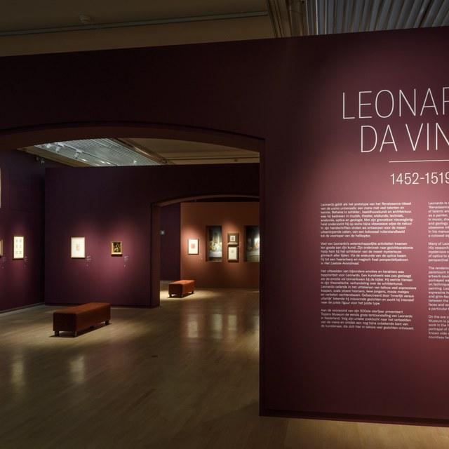 Leonardo da Vinci in de herfstvakantie