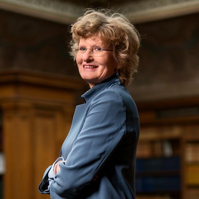 Marjan Scharloo treedt eind 2021 af als directeur van Teylers Museum