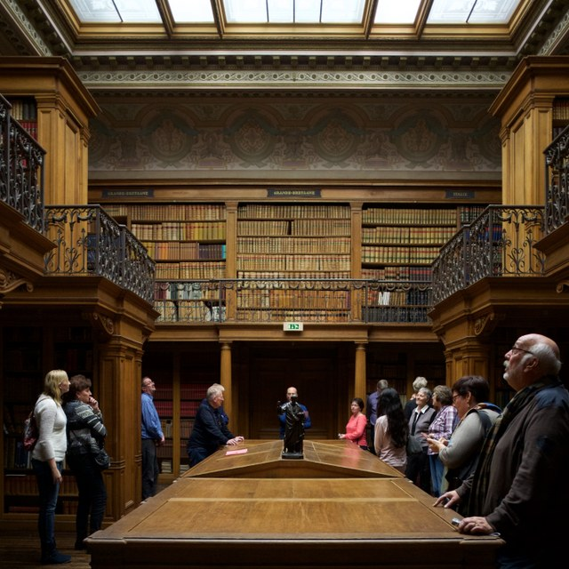 Nationale Museumweek in Teylers Museum