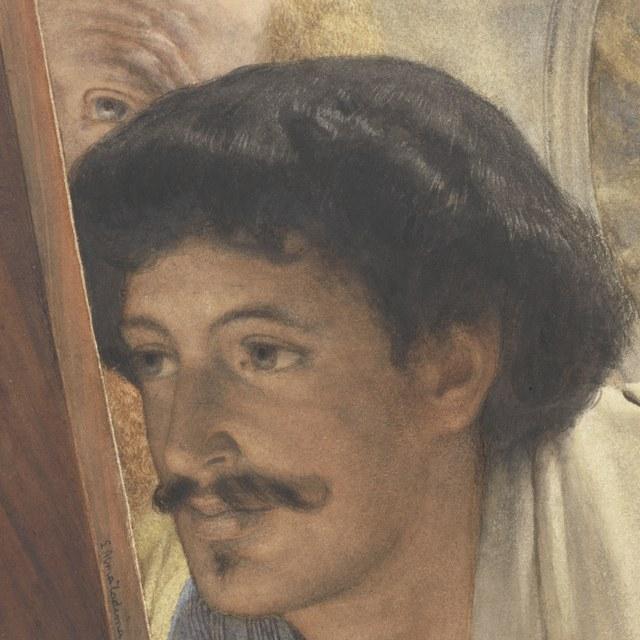 Opvallende Alma-Tadema in Teylers Museum