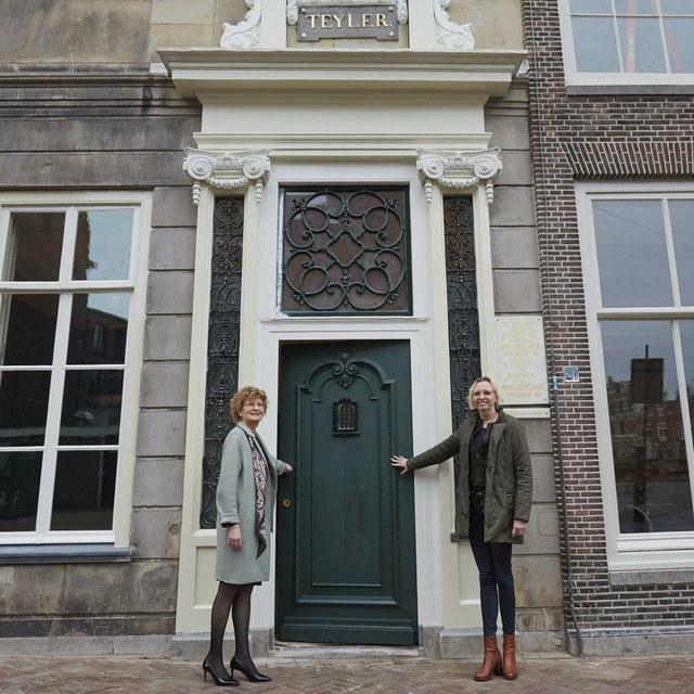Pieter Teylers Huis nadert voltooiing