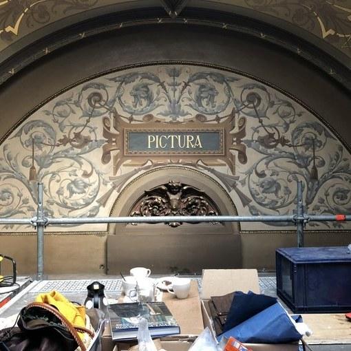 Restauratie historisch trappenhuis
