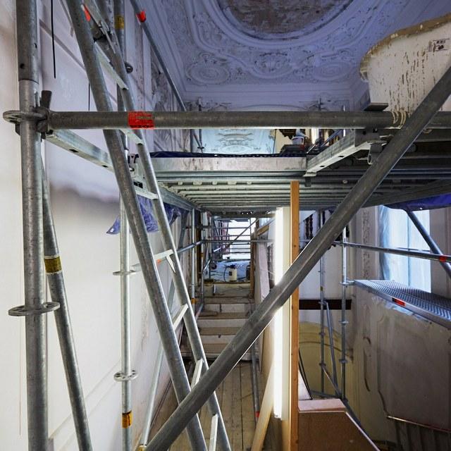 Rijksdienst Cultureel Erfgoed ondersteunt restauratie Pieter Teylers Huis