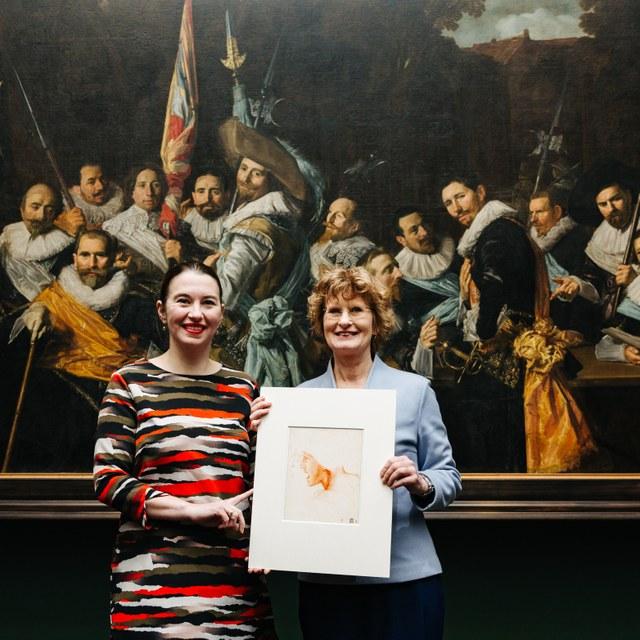 Samenwerking Frans Hals Museum en Teylers Museum