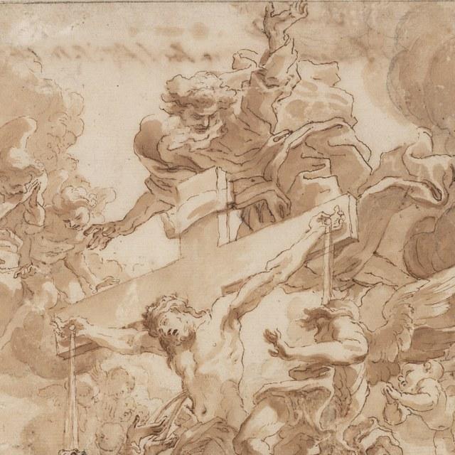 Teylers is twee tekeningen van Bernini rijker