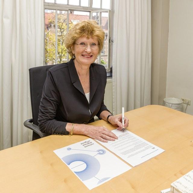 Vier wetenschapsmusea ondertekenen samen het NDE-manifest
