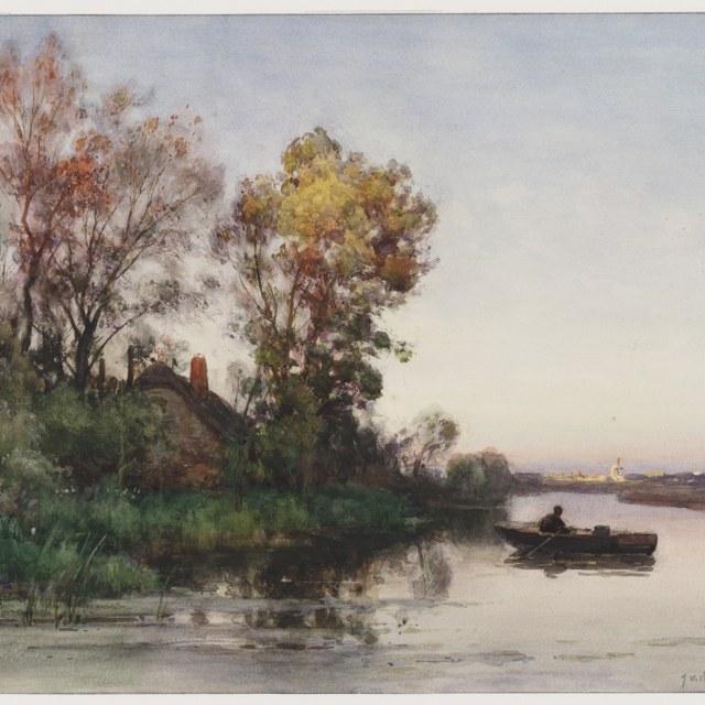 De aquarel