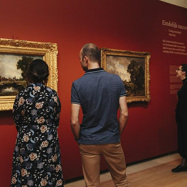 John Constable genomineerd voor Museumtijdschrift Tentoonstellingsprijs 2021