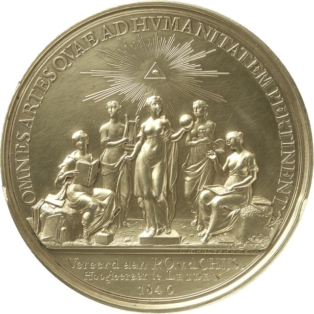 Teylers Stichting reikt goud en zilver uit