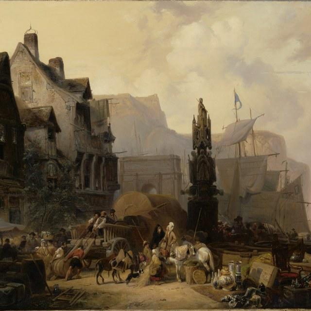 Teylers verwerft schilderij Wijnand Nuijen