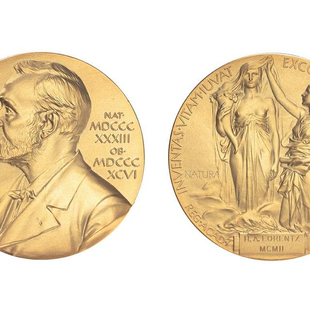 Verdwenen Nobelprijs-penning te zien in Teylers